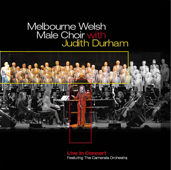 Melbourne Welsh Male Choir with Judith Durham